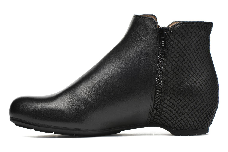 Stiefeletten & Boots Unisa Africo schwarz ansicht von vorne
