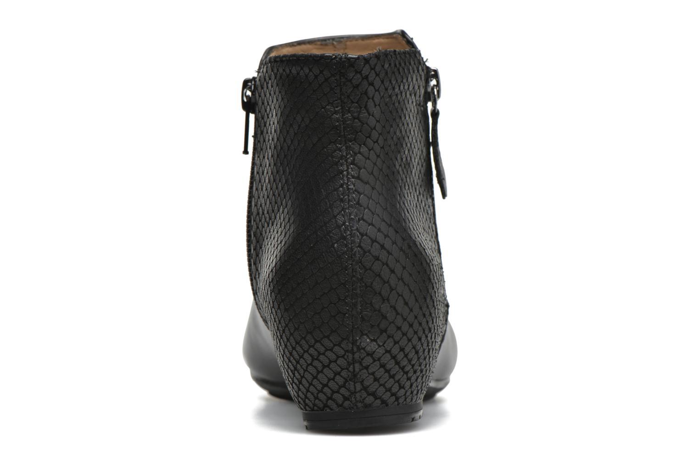 Stiefeletten & Boots Unisa Africo schwarz ansicht von rechts