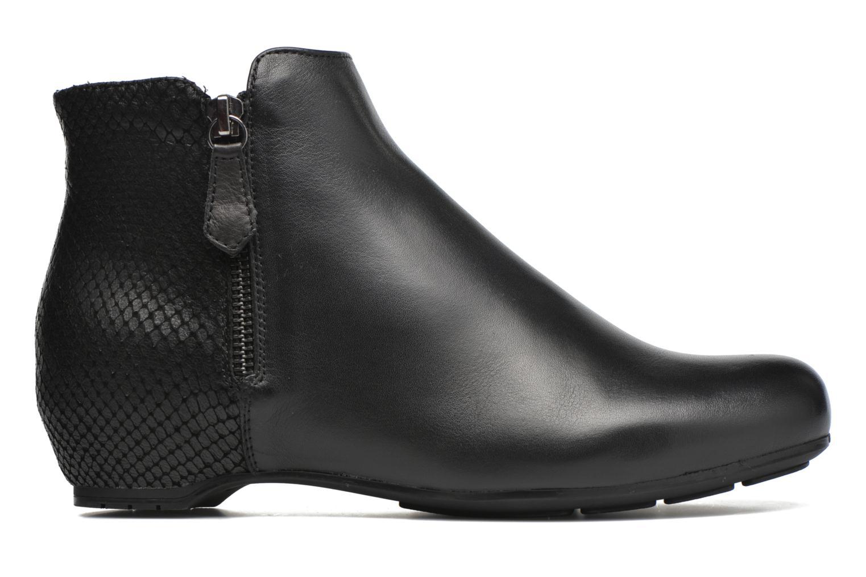 Stiefeletten & Boots Unisa Africo schwarz ansicht von hinten