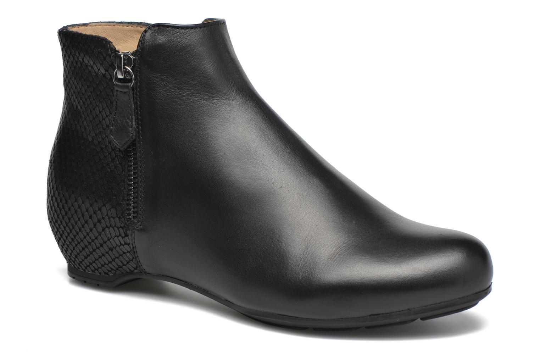 Stiefeletten & Boots Unisa Africo schwarz detaillierte ansicht/modell