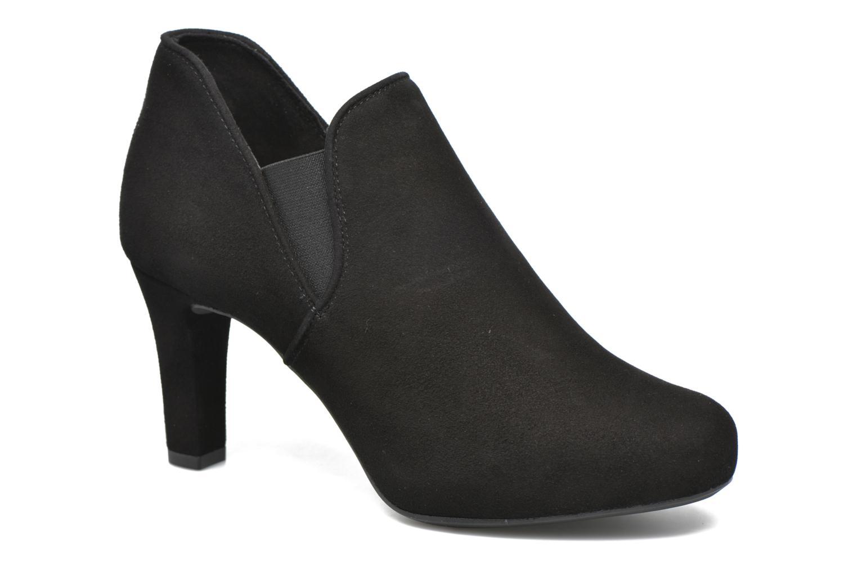 Stiefeletten & Boots Unisa Nepu schwarz detaillierte ansicht/modell