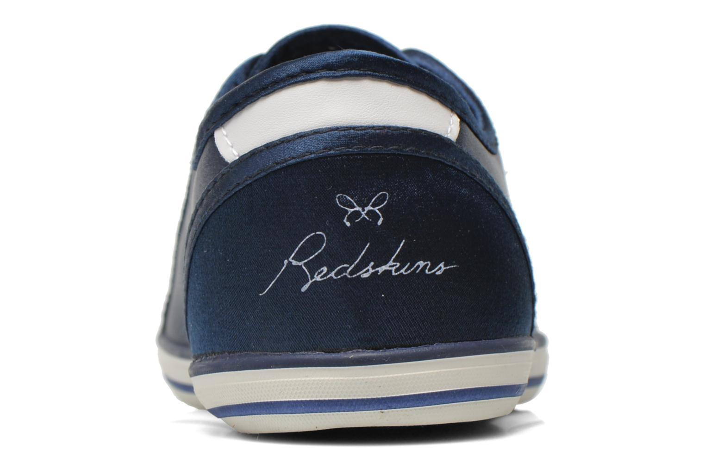 Sneakers Redskins Glosskid Azzurro immagine destra