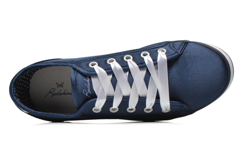 Sneakers Redskins Glosskid Azzurro immagine sinistra