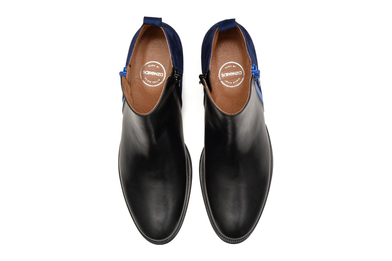 Bottines et boots Made by SARENZA West Mister #5 Noir vue portées chaussures