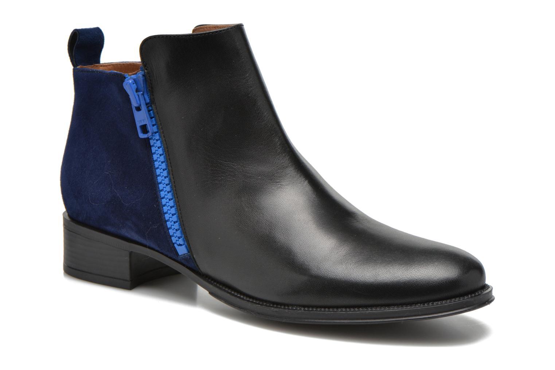 Bottines et boots Made by SARENZA West Mister #5 Noir vue droite
