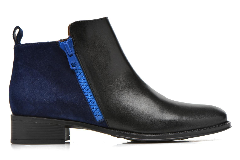 Bottines et boots Made by SARENZA West Mister #5 Noir vue détail/paire