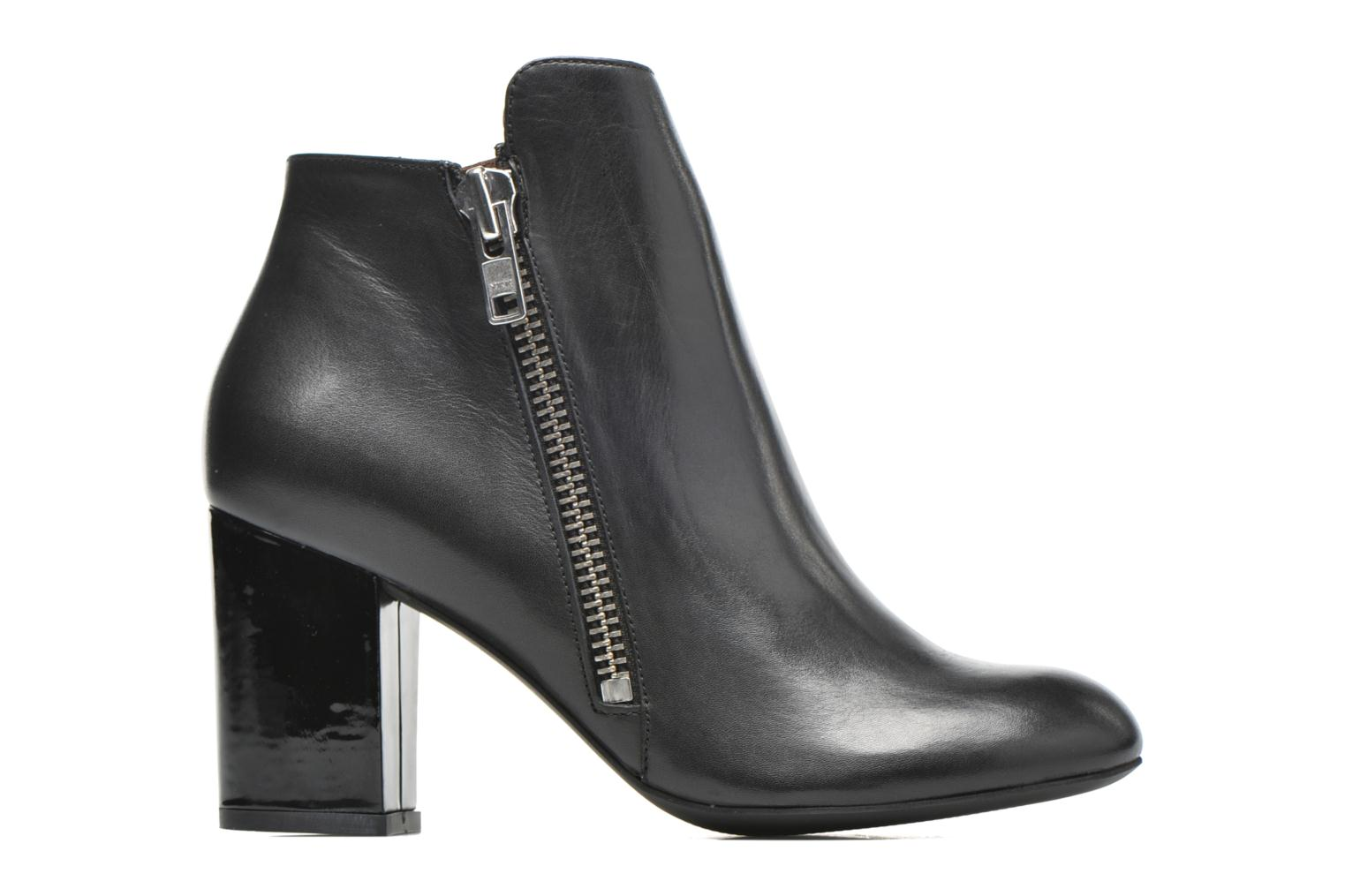 Ankle boots Made by SARENZA Winter Ski #1 Black detailed view/ Pair view
