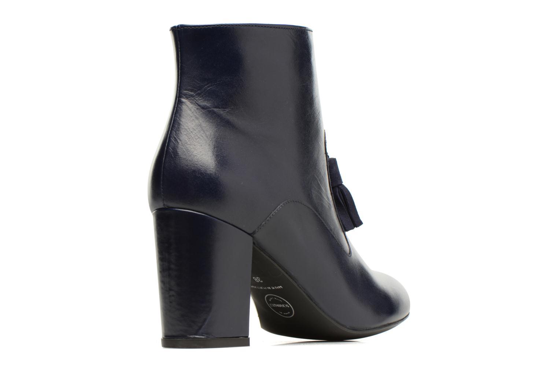 Bottines et boots Made by SARENZA Winter Freak #5 Bleu vue face