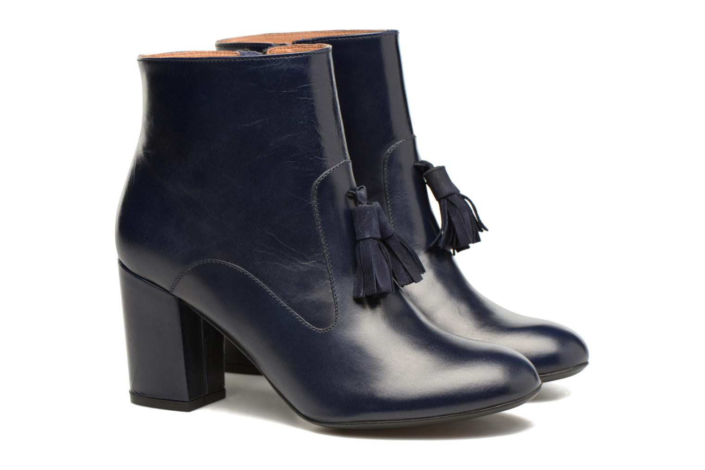 Bottines et boots Made by SARENZA Winter Freak #5 Bleu vue derrière