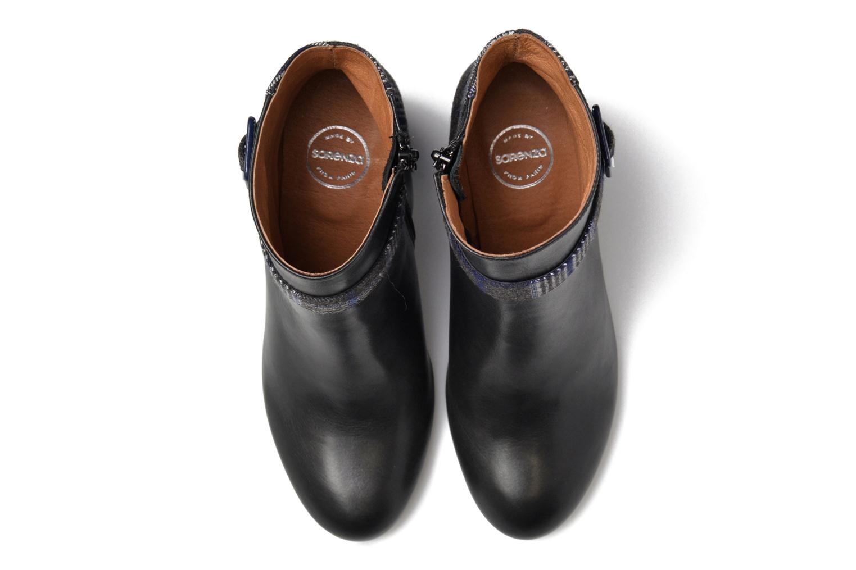 Bottines et boots Made by SARENZA Queens Cross #2 Noir vue portées chaussures