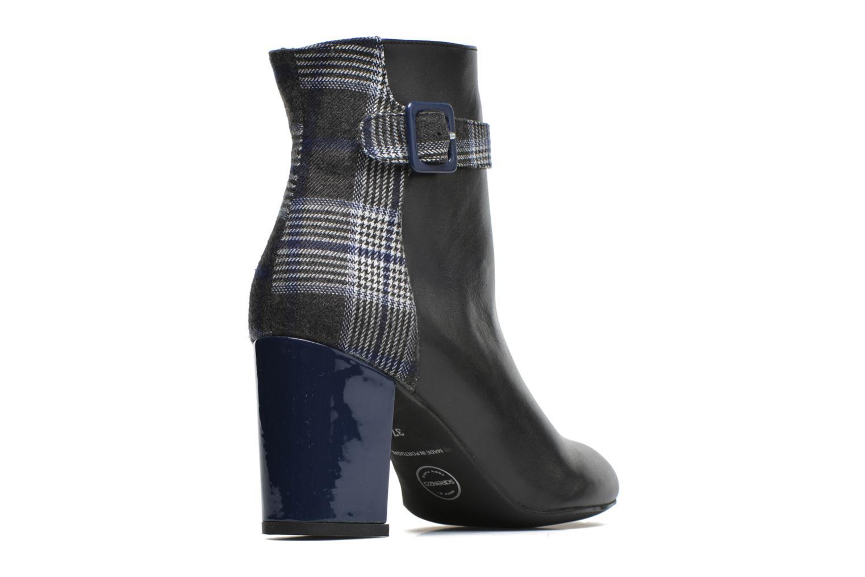 Stiefeletten & Boots Made by SARENZA Queens Cross #2 schwarz ansicht von vorne