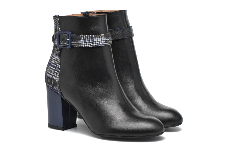 Stiefeletten & Boots Made by SARENZA Queens Cross #2 schwarz ansicht von hinten