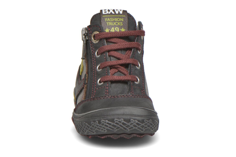 Bottines et boots Bopy Benur Noir vue portées chaussures