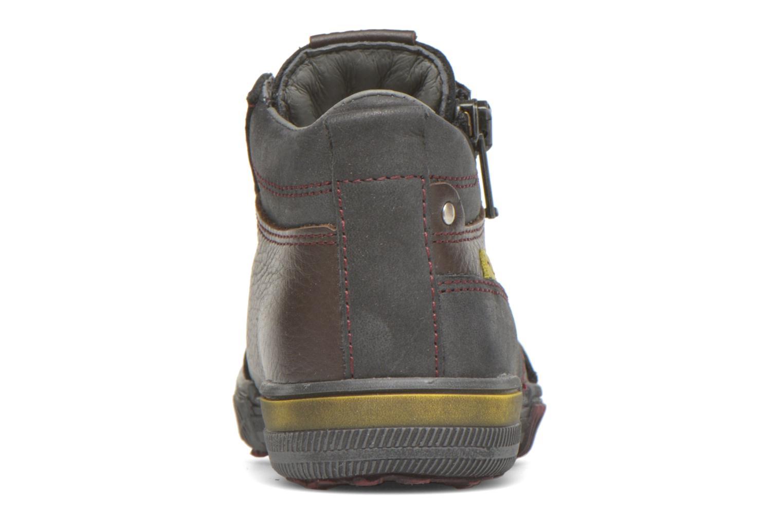Bottines et boots Bopy Benur Noir vue droite
