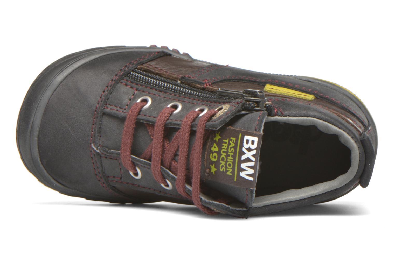 Bottines et boots Bopy Benur Noir vue gauche
