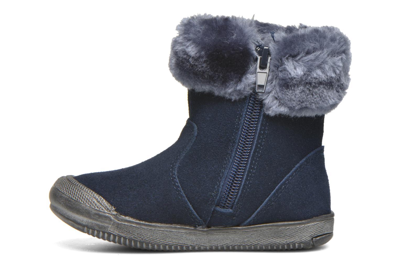 Stiefeletten & Boots Bopy Nidevac Kouki blau ansicht von vorne