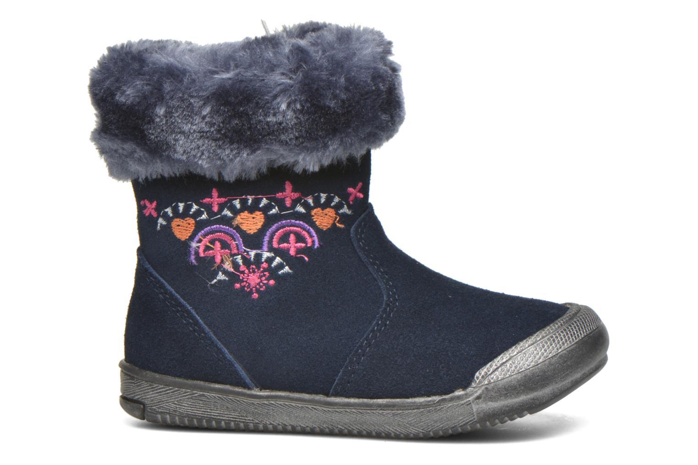 Stiefeletten & Boots Bopy Nidevac Kouki blau ansicht von hinten