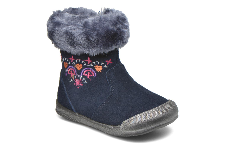 Stiefeletten & Boots Bopy Nidevac Kouki blau detaillierte ansicht/modell