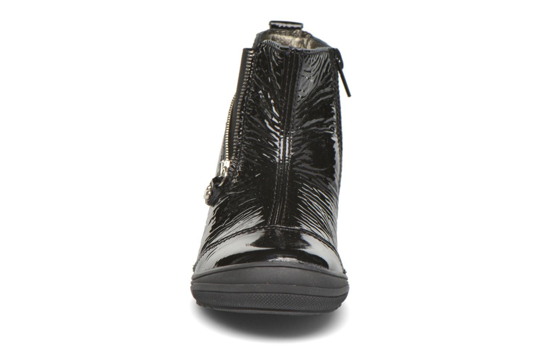 Bottines et boots Bopy Sazap Noir vue portées chaussures
