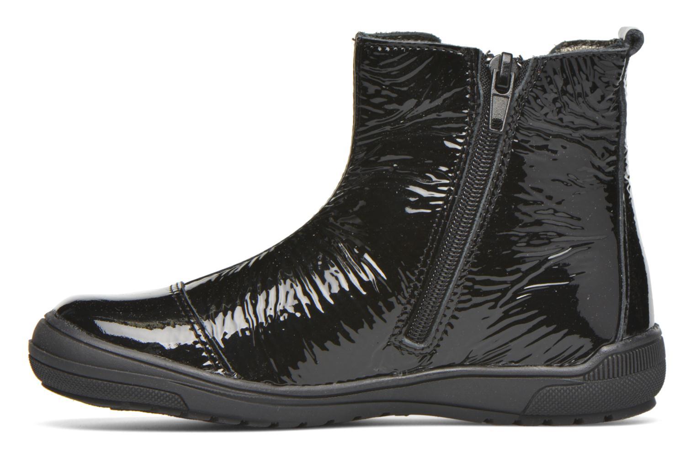 Bottines et boots Bopy Sazap Noir vue face