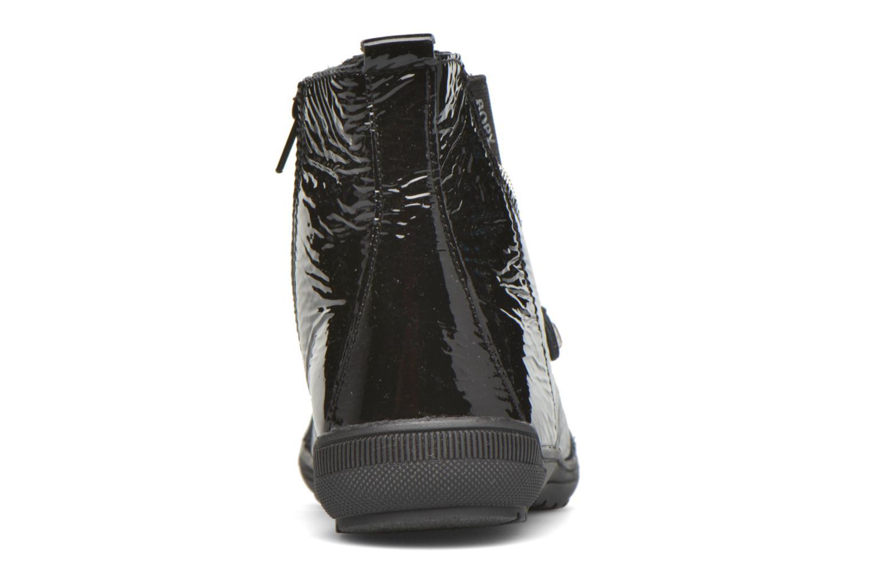 Bottines et boots Bopy Sazap Noir vue droite