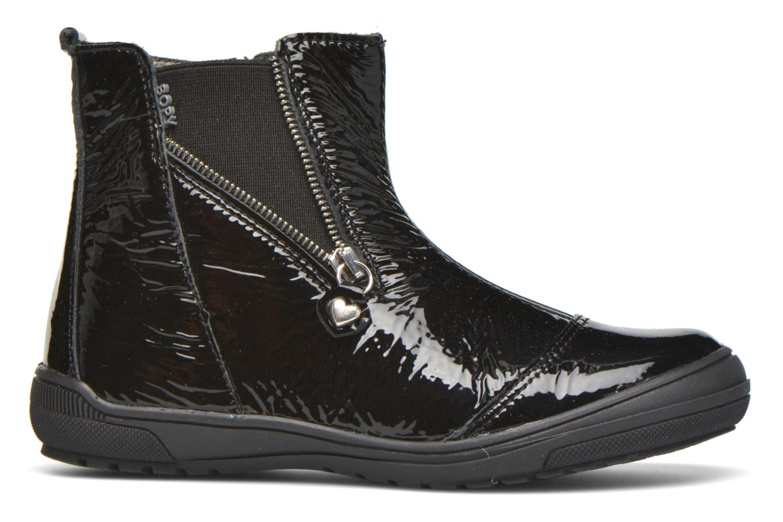 Stiefeletten & Boots Bopy Sazap schwarz ansicht von hinten