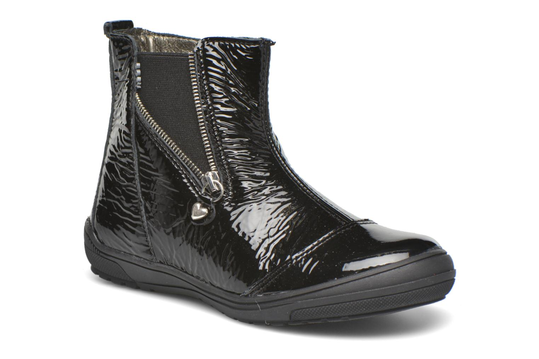 Bottines et boots Bopy Sazap Noir vue détail/paire
