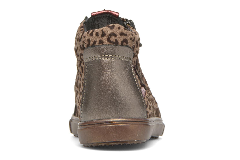 Sneakers Bopy Somimi Beige immagine destra