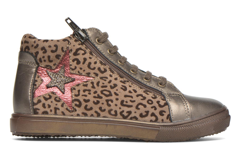 Sneakers Bopy Somimi Beige immagine posteriore