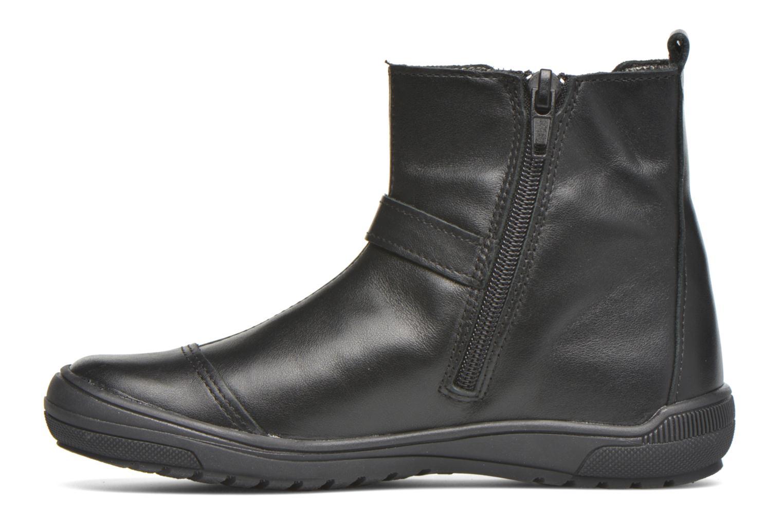 Boots en enkellaarsjes Bopy Starlet2 Zwart voorkant