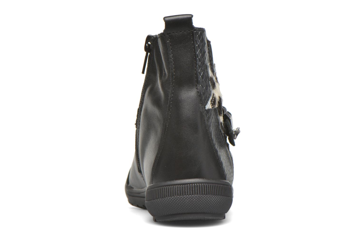 Ankle boots Bopy Starlet2 Black view from the right