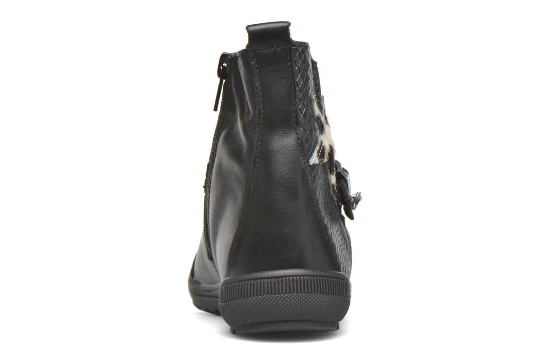 Boots en enkellaarsjes Bopy Starlet2 Zwart rechts