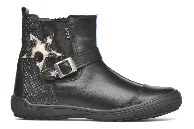 Boots en enkellaarsjes Bopy Starlet2 Zwart achterkant