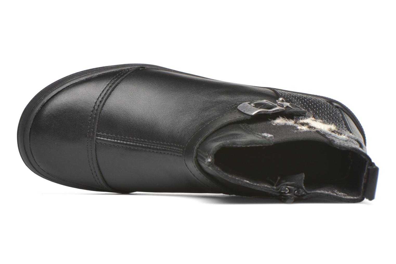 Boots en enkellaarsjes Bopy Starlet2 Zwart links