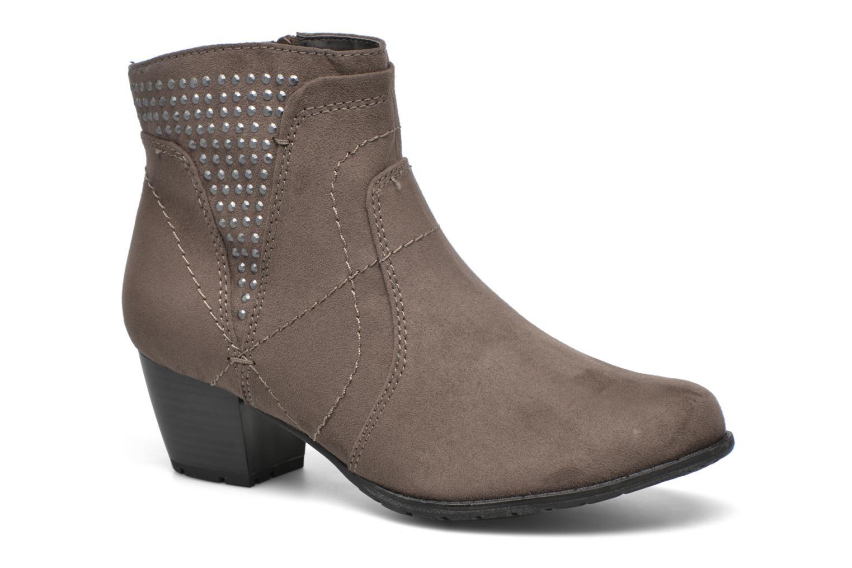 Stiefeletten & Boots Jana shoes Luzerne braun detaillierte ansicht/modell
