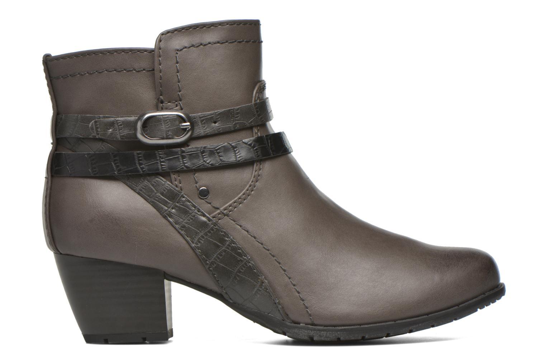 Bottines et boots Jana shoes Orchis Gris vue derrière