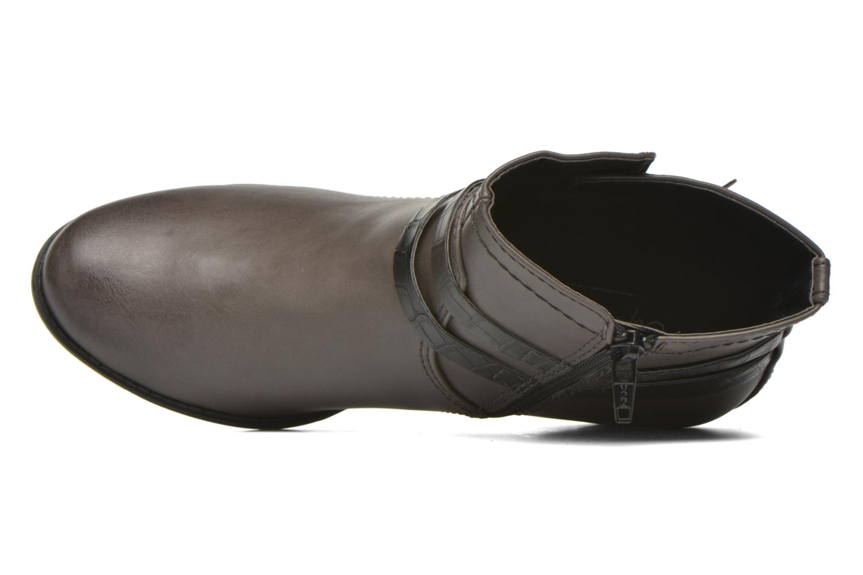 Bottines et boots Jana shoes Orchis Gris vue gauche