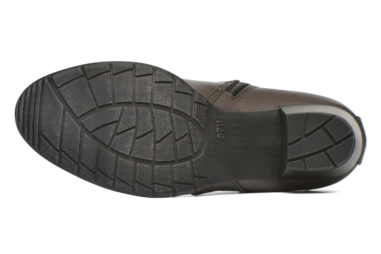 Bottines et boots Jana shoes Orchis Gris vue haut