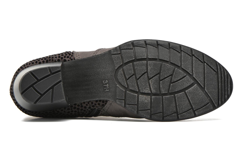 Botines  Jana shoes Scille Gris vista de arriba