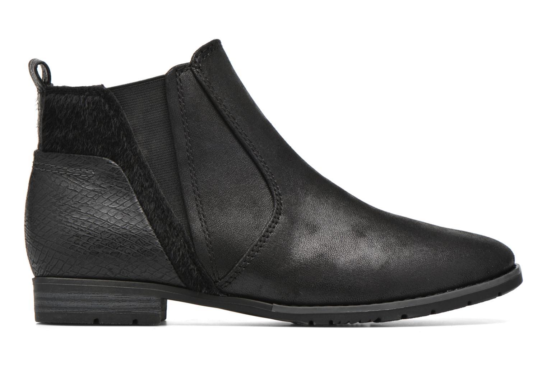 Bottines et boots Jana shoes Vesce Noir vue derrière