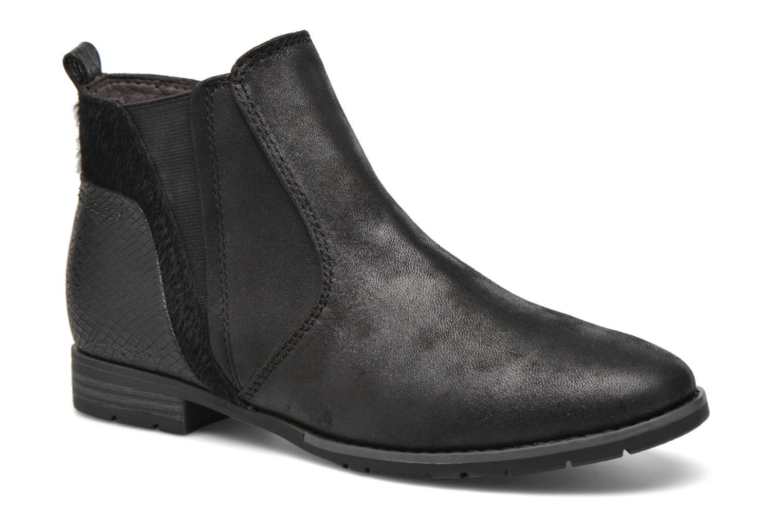 Bottines et boots Jana shoes Vesce Noir vue détail/paire