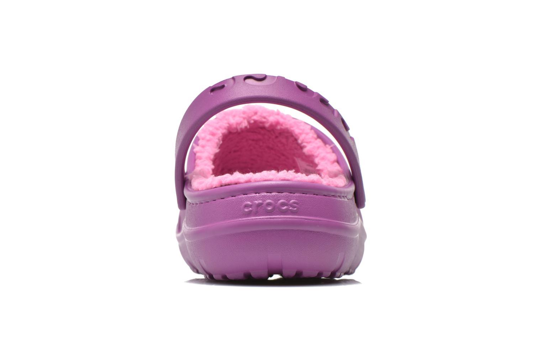 Crocs Hilo Lined Clog K ViolaParty Pink