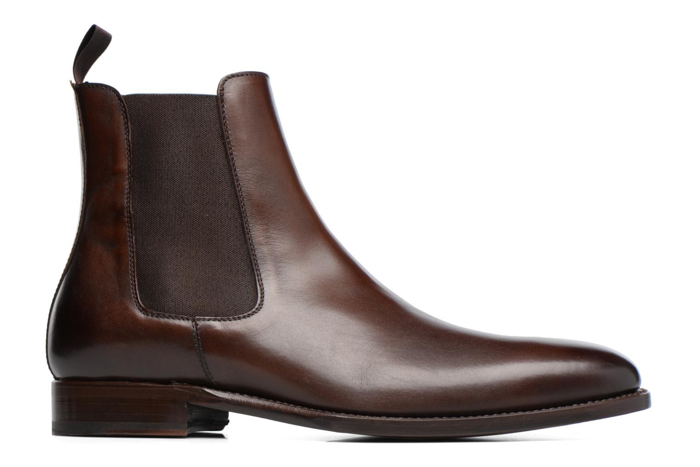 Boots Marvin&Co Luxe WASPEN Brun bild från baksidan