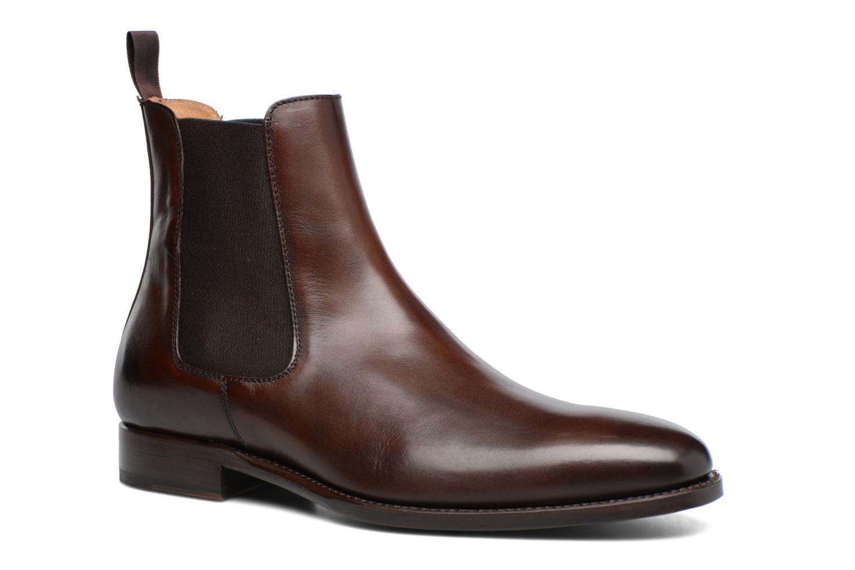 Bottines et boots Marvin&Co Luxe WASPEN Marron vue détail/paire
