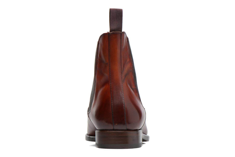 Ankelstøvler Marvin&Co Luxe WASPEN - Cousu Goodyear Brun Se fra højre