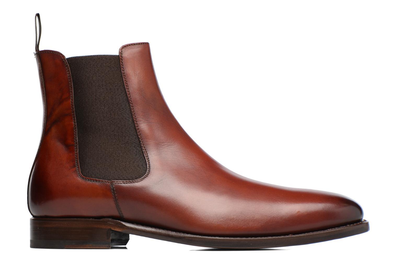 Bottines et boots Marvin&Co Luxe WASPEN - Cousu Goodyear Marron vue derrière