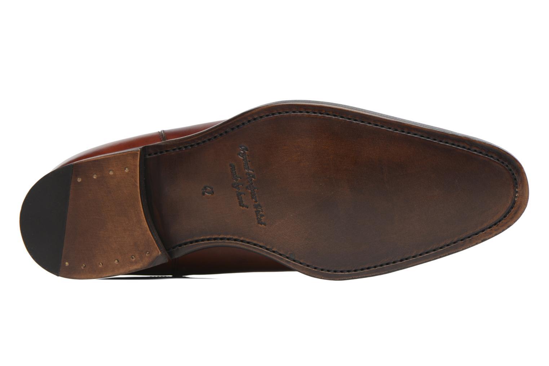Bottines et boots Marvin&Co Luxe WASPEN - Cousu Goodyear Marron vue haut