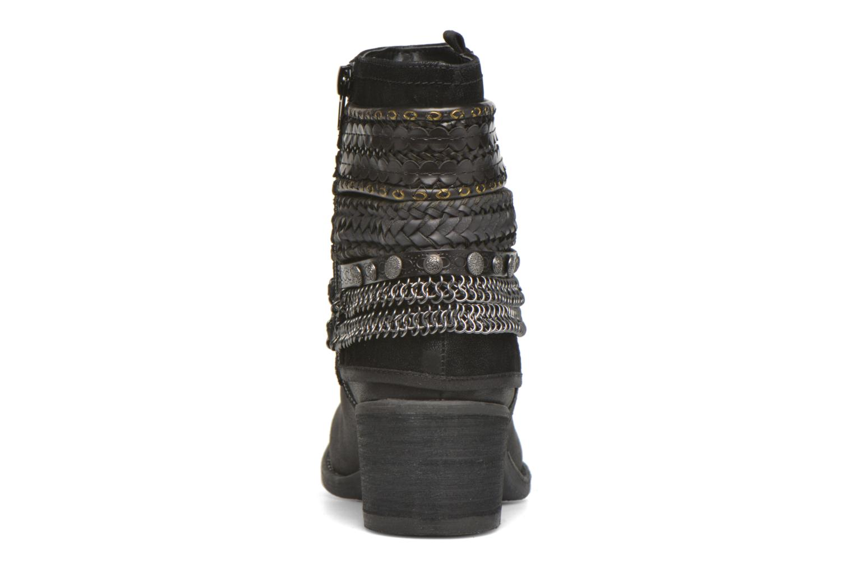 Bottines et boots Bullboxer Lipika Noir vue droite