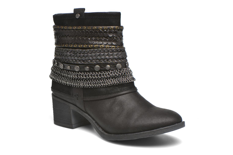 Grandes descuentos últimos zapatos Bullboxer Lipika (Negro) - Botines  Descuento