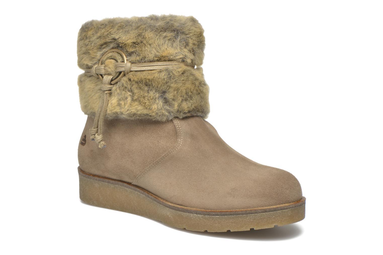 Stiefeletten & Boots Bullboxer Damia beige detaillierte ansicht/modell